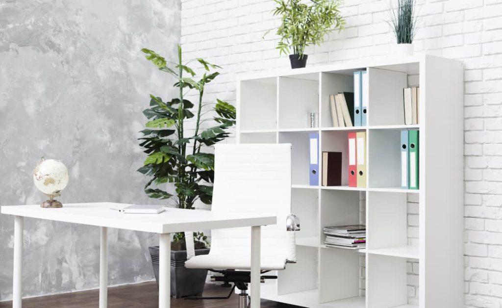 Ambiente de trabalho para home office