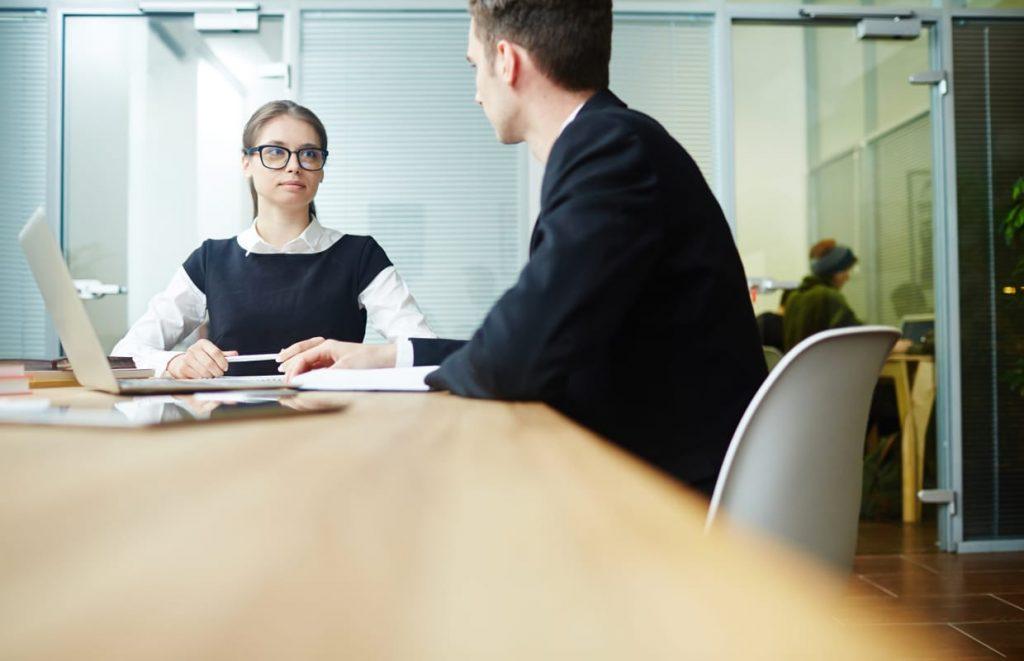 Frases para evitar na entrevista de emprego
