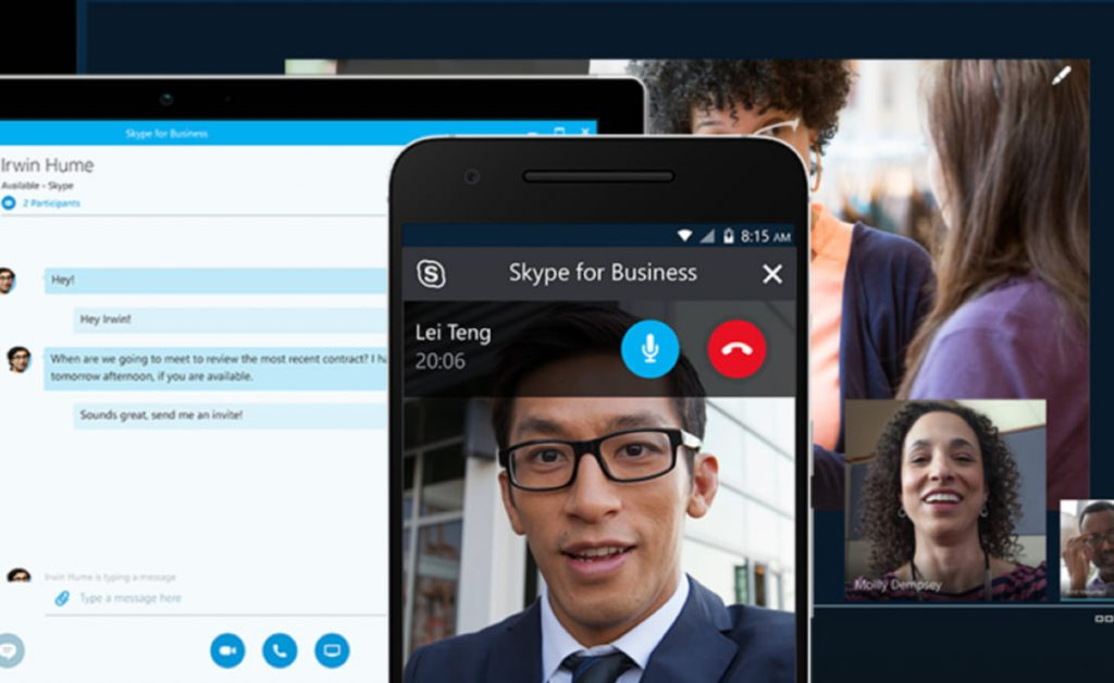 App do Skype