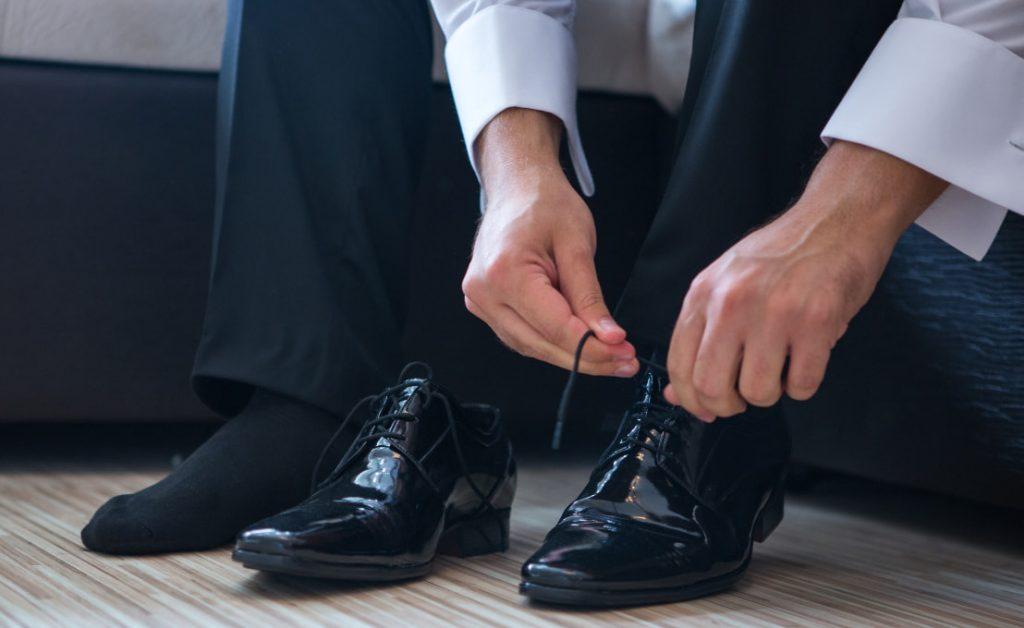Sapatos para entrevista