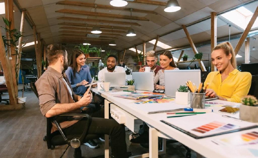 Inovação no ambiente de trabalho