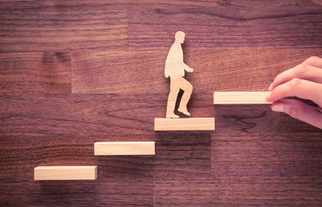 Hábitos de funcionários que são promovidos