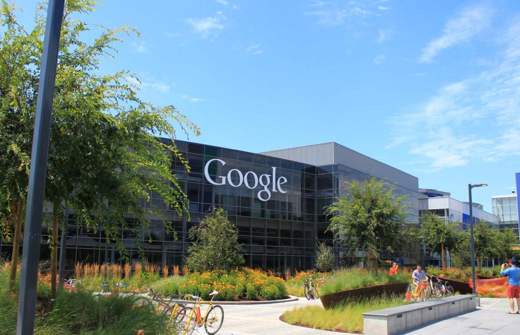 Profissoes para trabalhar no google