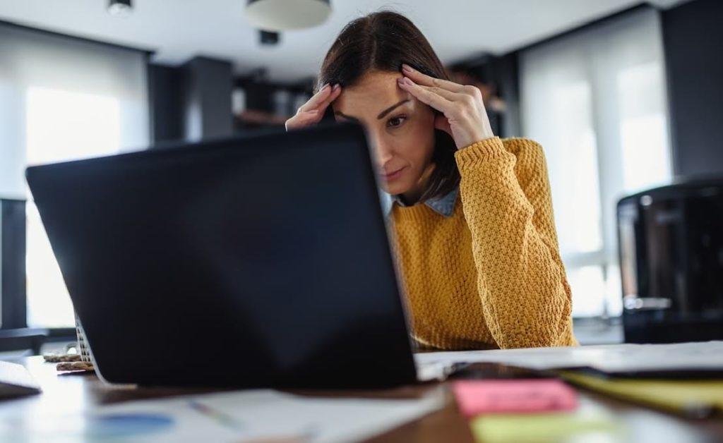 Situações estressantes no trabalho