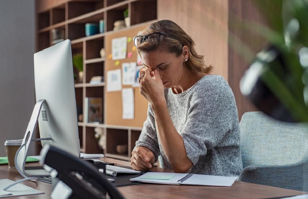 Lidando com frustrações na carreira
